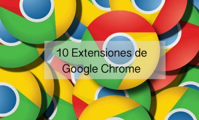 extensiones de google chrome