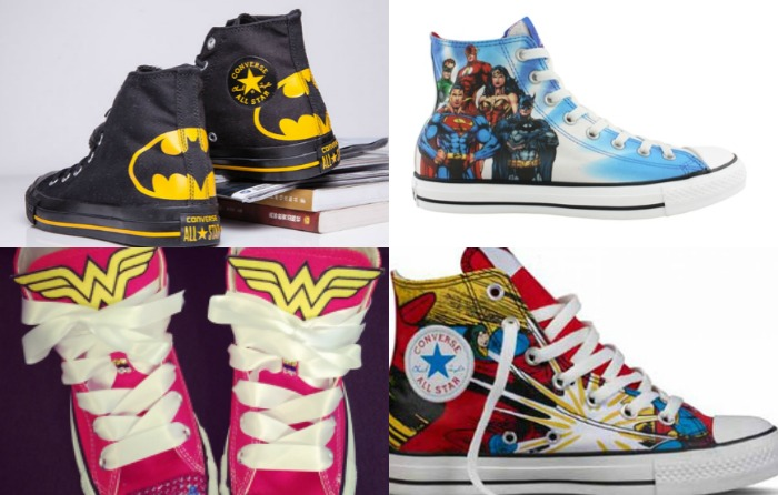 Los 13 diseños más locos de las Converse All Stars