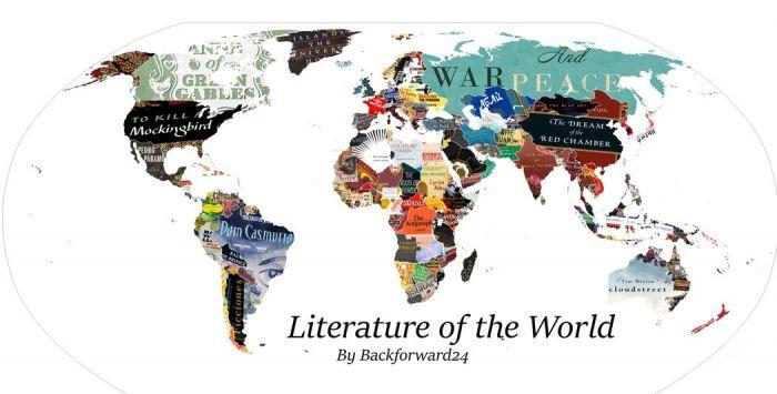libros de cada región