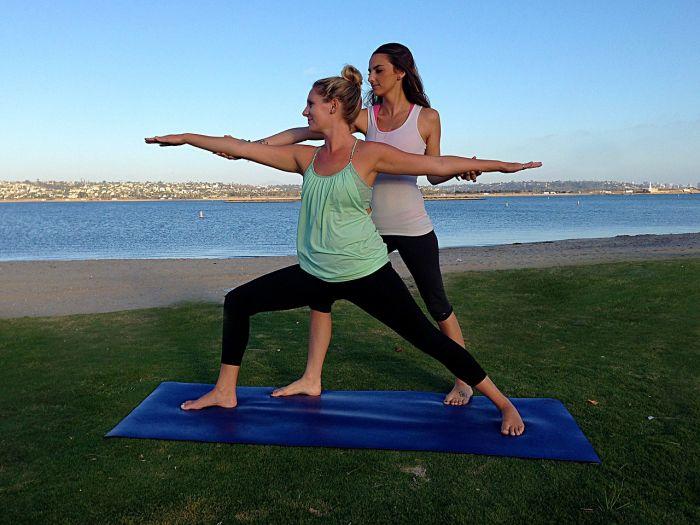 Un instructor puede ayudarte a corregir las posturas