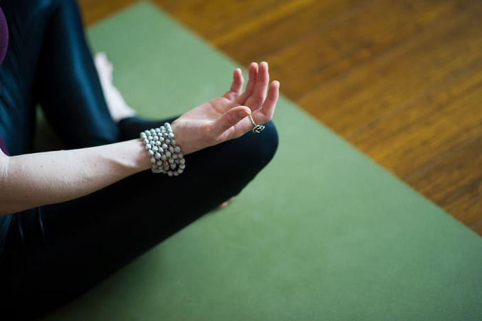 cómo meditar en casa