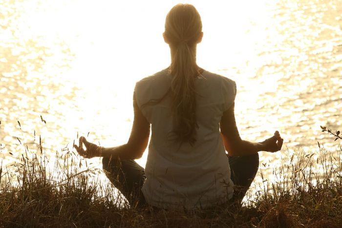 La meditación ayuda a reducir el estrés