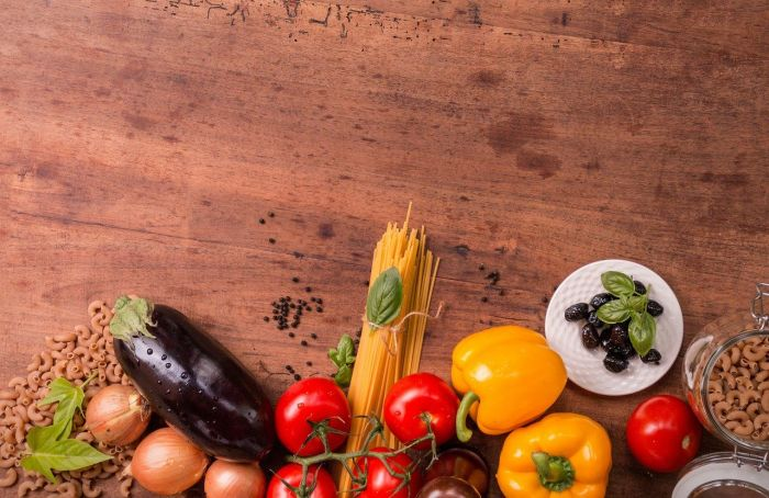 En esta dieta se consumen abundantes vegetales y frutas