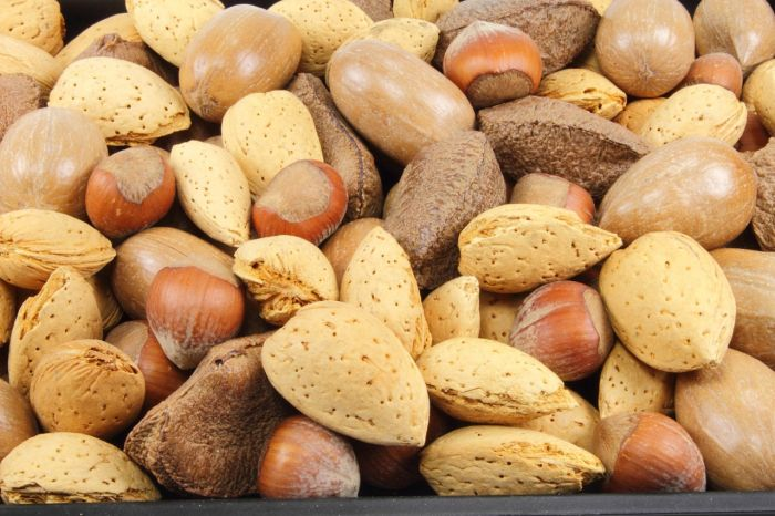 Los frutos secos aumentan la sensación de saciedad