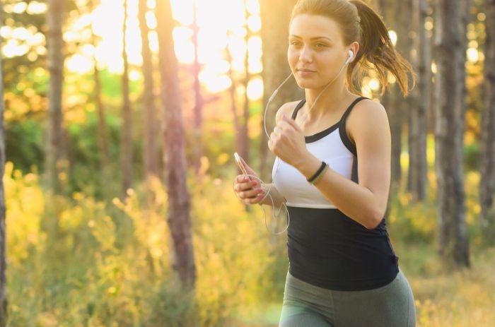 Haz ejercicios con regularidad