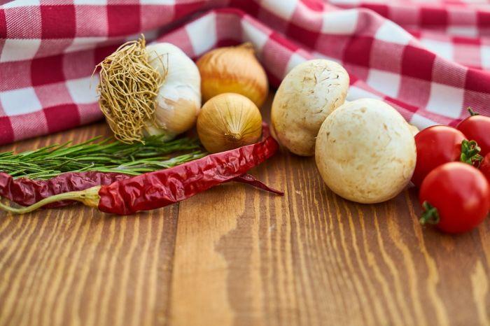 Los ajos y cebollas son fuente de inulina